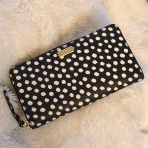 🌟Sale🌟♠️Kate Spade Musical dots Lacey wallet♠️